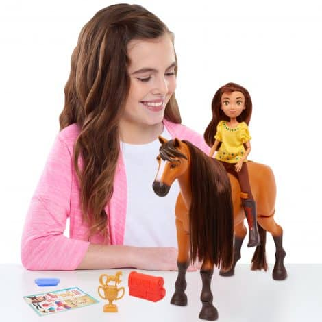 Spirit Riding Free Deluxe Walking Spirt & Lucky