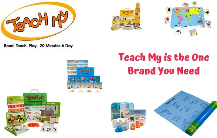 Teach My is the One Brand You Need