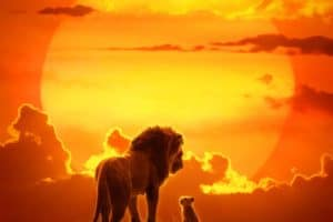 100 days till the Lion King