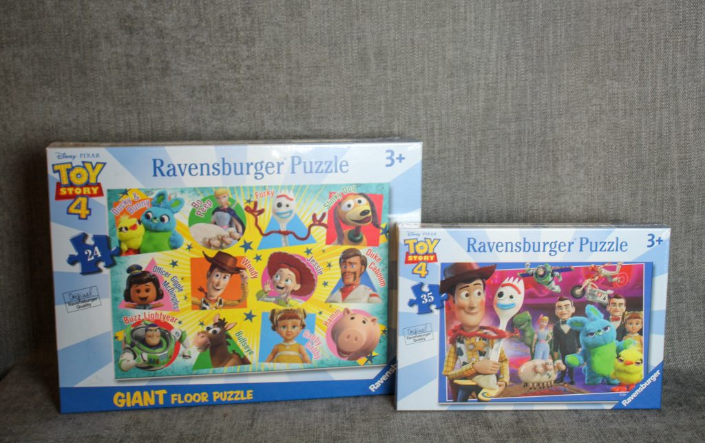 Toy Story 4 Puzzles(Ravensburger)