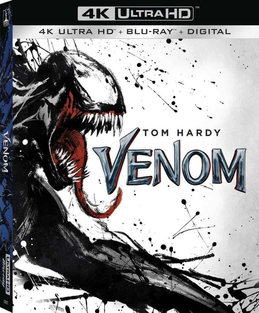 Venom Starring Tom Hardy