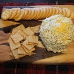 Beefy Onion Cheeseball Recipe