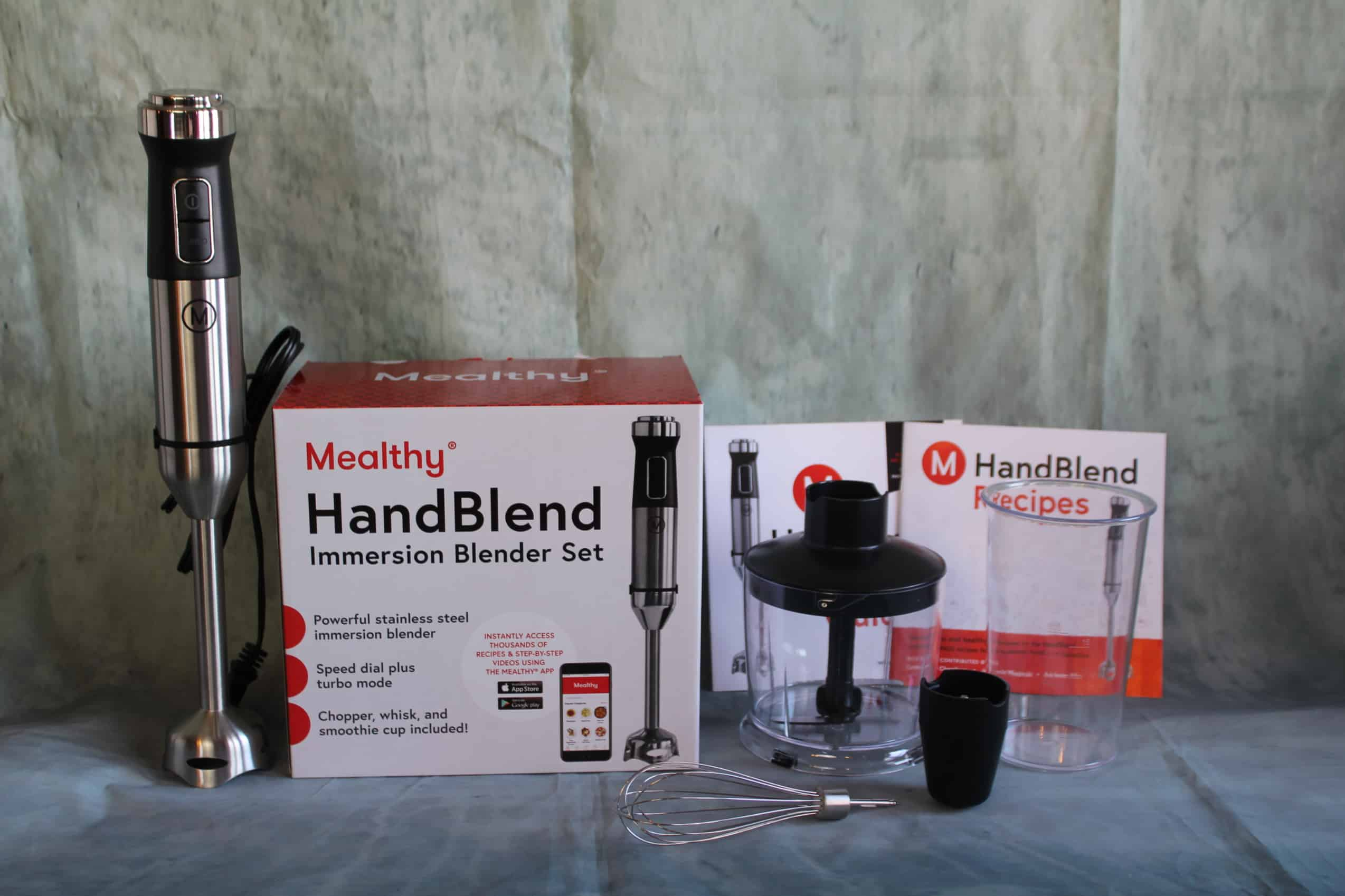 Mealthy HandBlend Immersion Blender