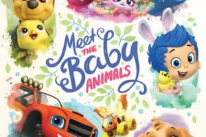 Nick Jr: Meet the Baby Animals