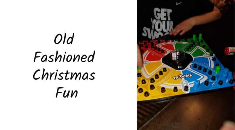 Old Fashioned Christmas Fun