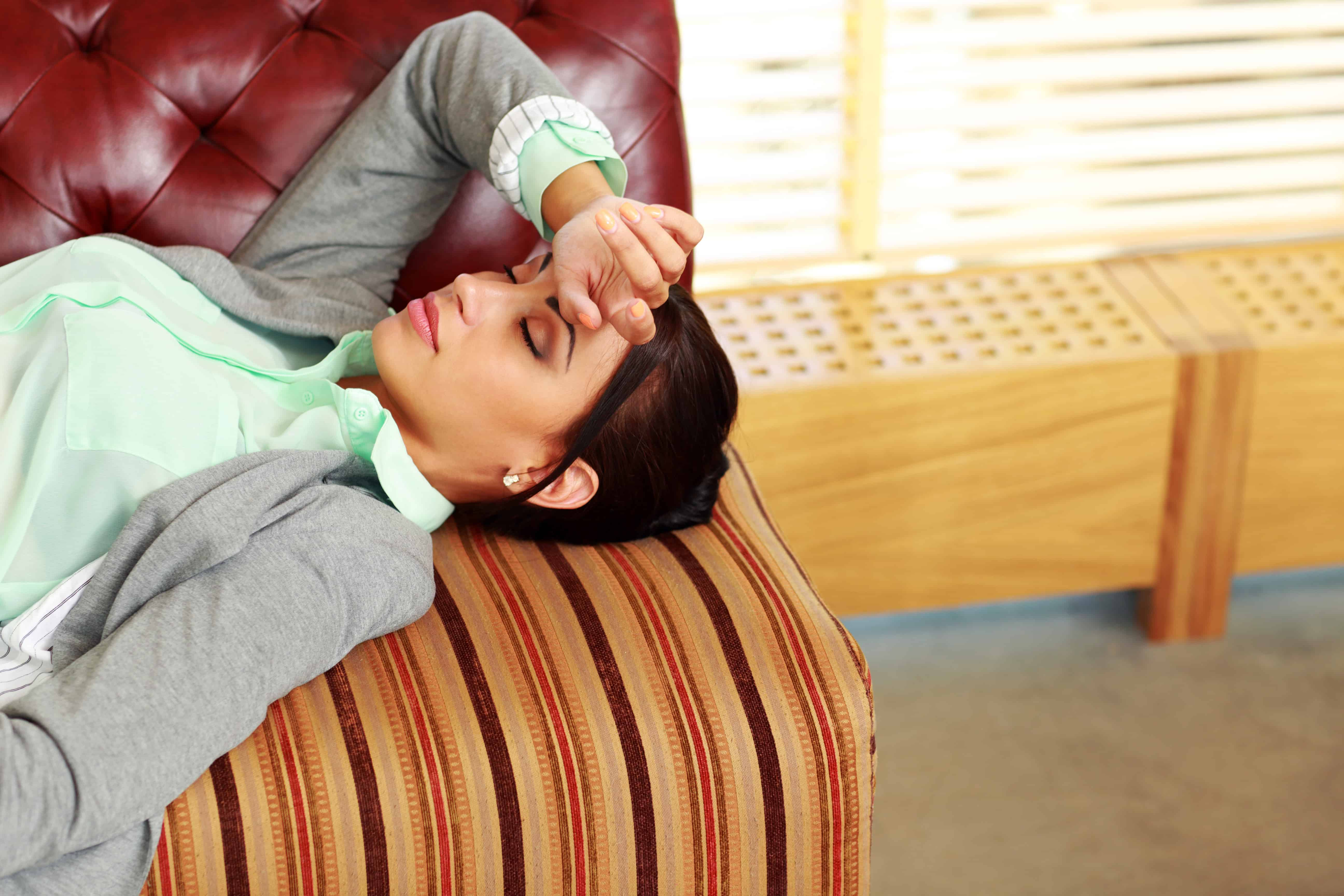 Effects of the seasons on sleeping patterns.