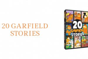 20 Garfield Stories