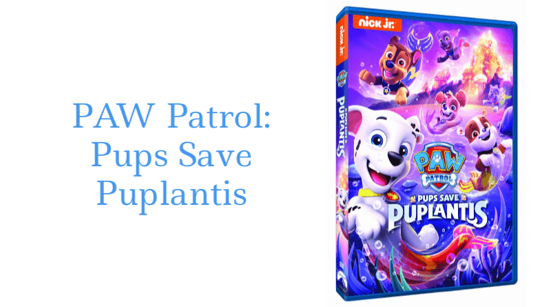 PAW Patrol: Pups Save Puplantis contains the following episodes: