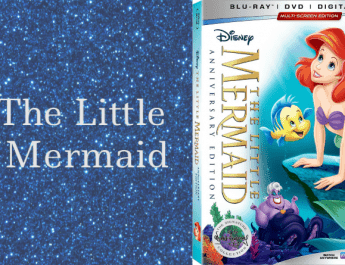 The Little Mermaid Coming to Blu-Ray