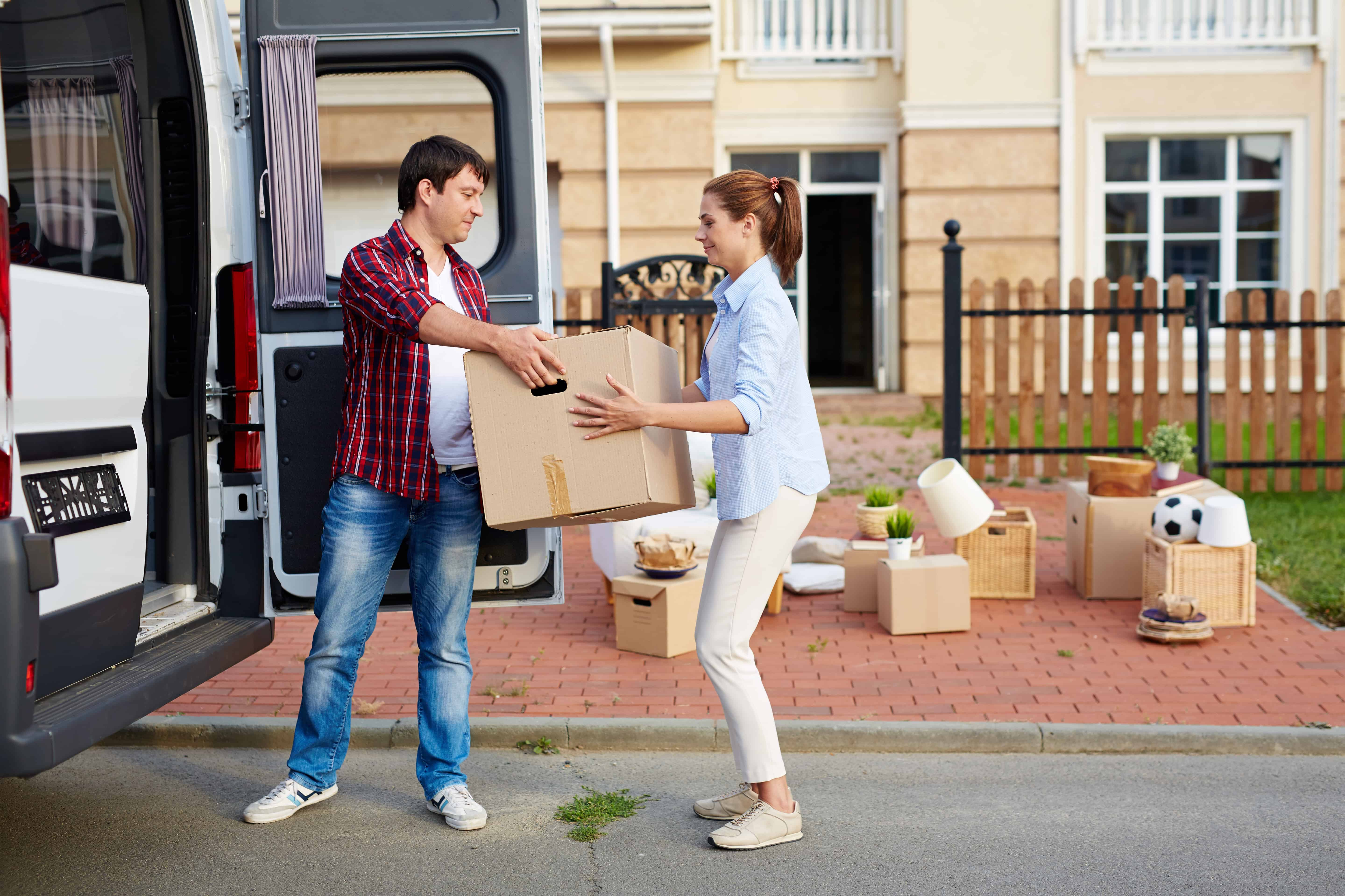 5 Things to Do First Thing When Moving Into a New Home