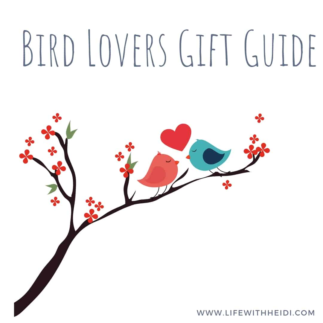 Bird Lovers Gift Guide