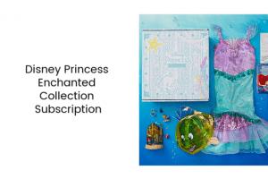 Disney Princess Enchanted Collection Subscription