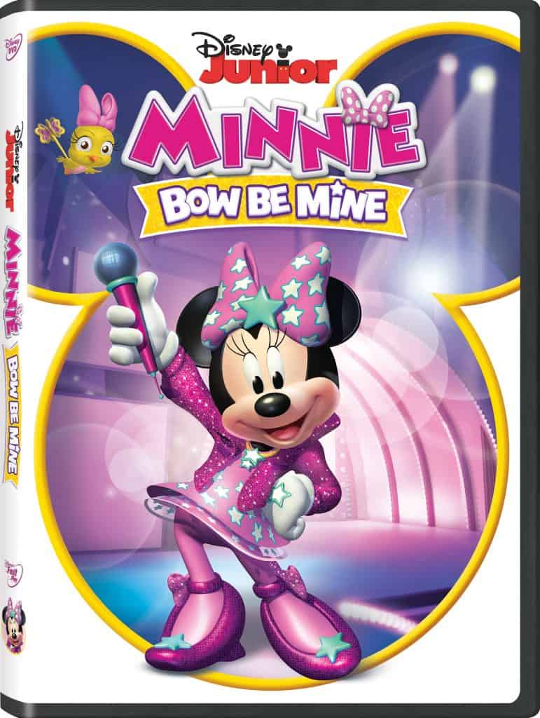 Minnie Bow Be Mine