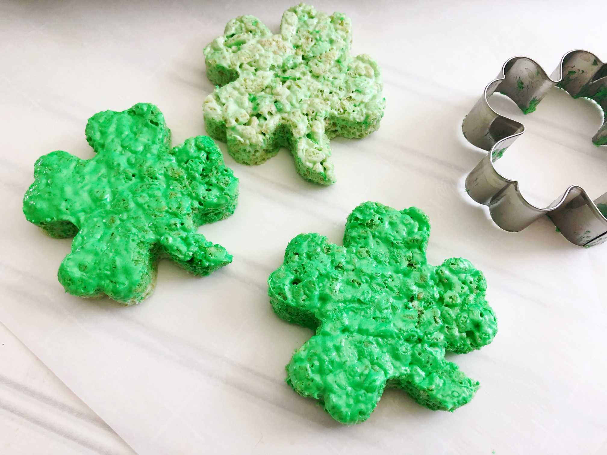 Perfect Snacks for St. Patrick's Day
