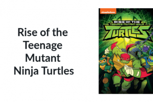 """Growing up in the 80's and 90's we remember the """"orginial"""" TMNTurtles and all of the fun adventures."""