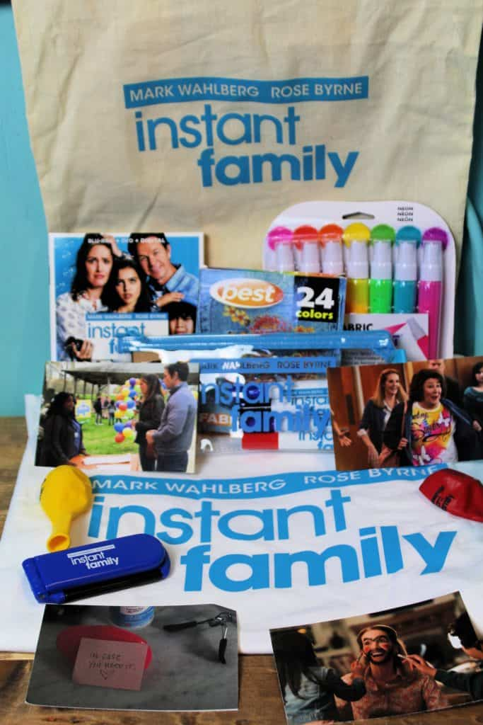 Instant Family Now available for purchase