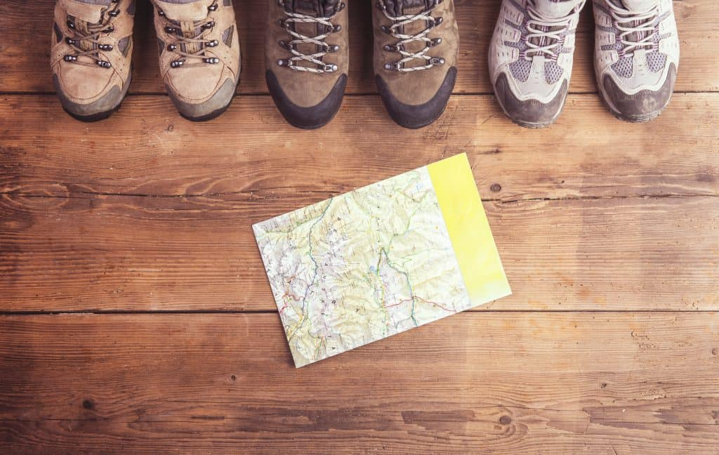 How to Pack the Best Shoes for Any Trip