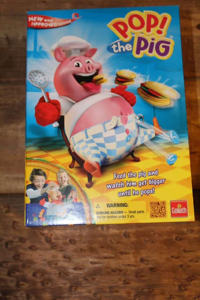 Pop The Pig
