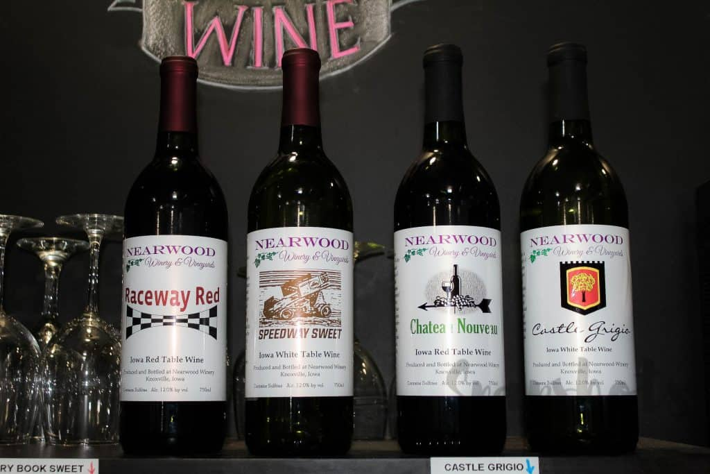 Nearwood Winery and Vineyards