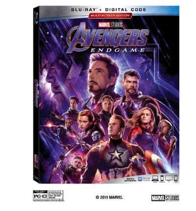Avengers Endgame coming July 30