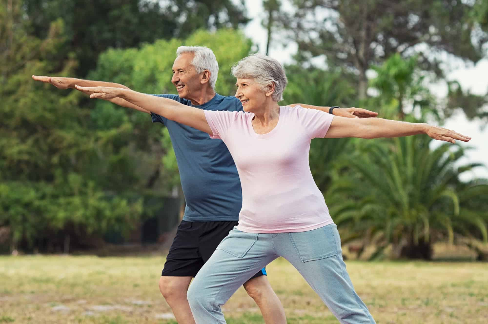 9 Surprising Benefits of Exercise For Elderly People