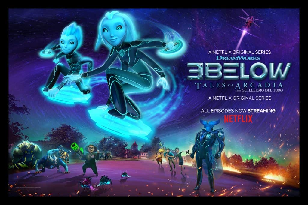 DreamWorks 3BELOW: TALES OF ARCADIA