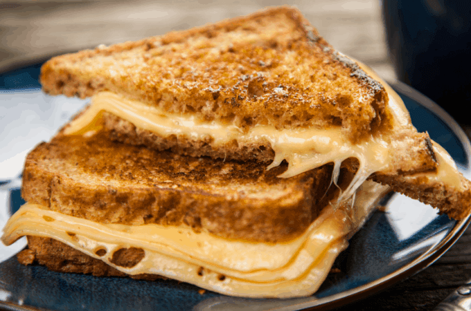 How to Make Better Grilled Cheese