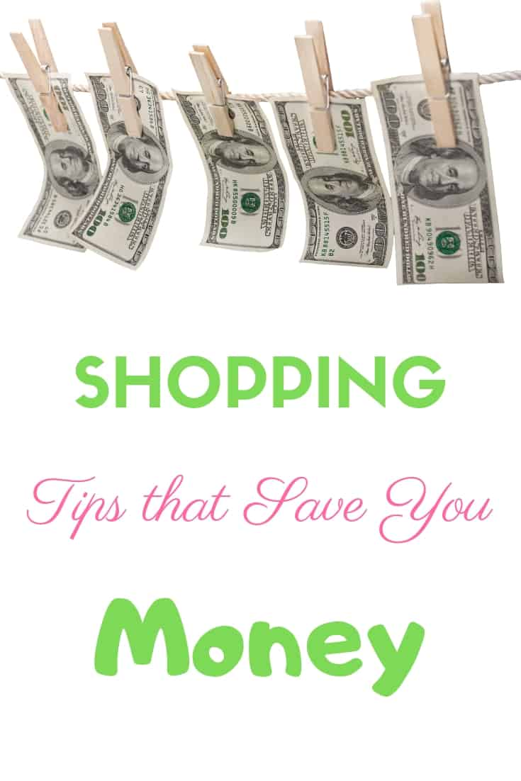 Shopping Tips That Save You Money