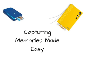 Capturing Memories Made Easy