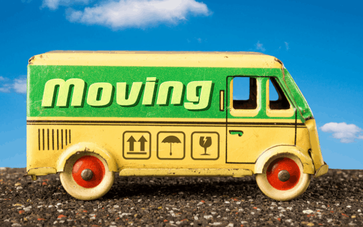 Top 4 Things To Do Before Moving