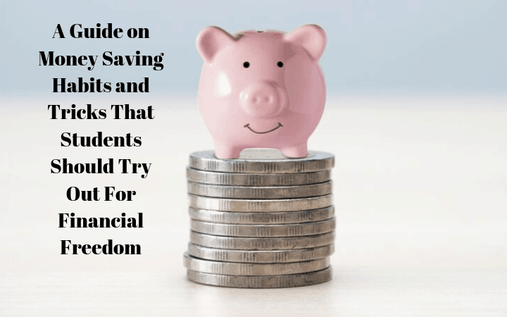 A Guide on Money Saving Habits and Tricks