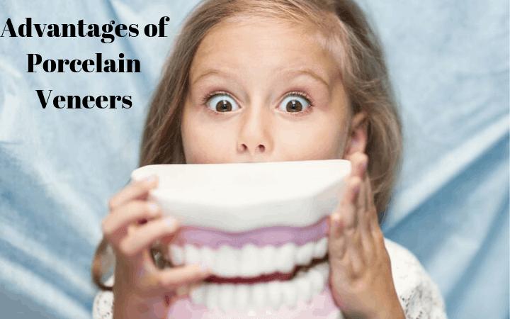 Advantages of Porcelain Veneers
