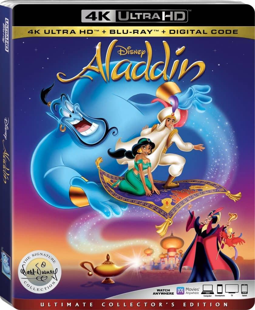 Aladdin Classic & Aladdin Live Action