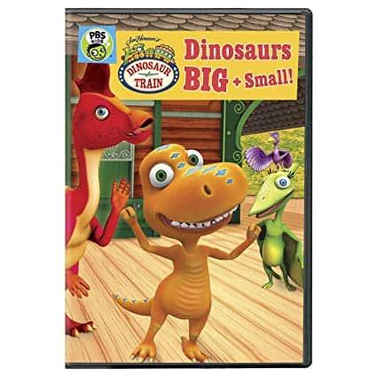 DINOSAUR TRAIN: Dinosaurs Big and Small
