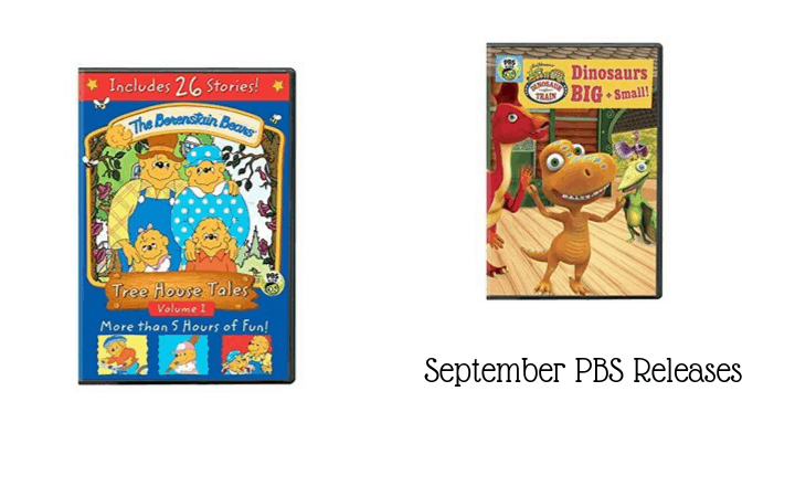 September PBS Releases