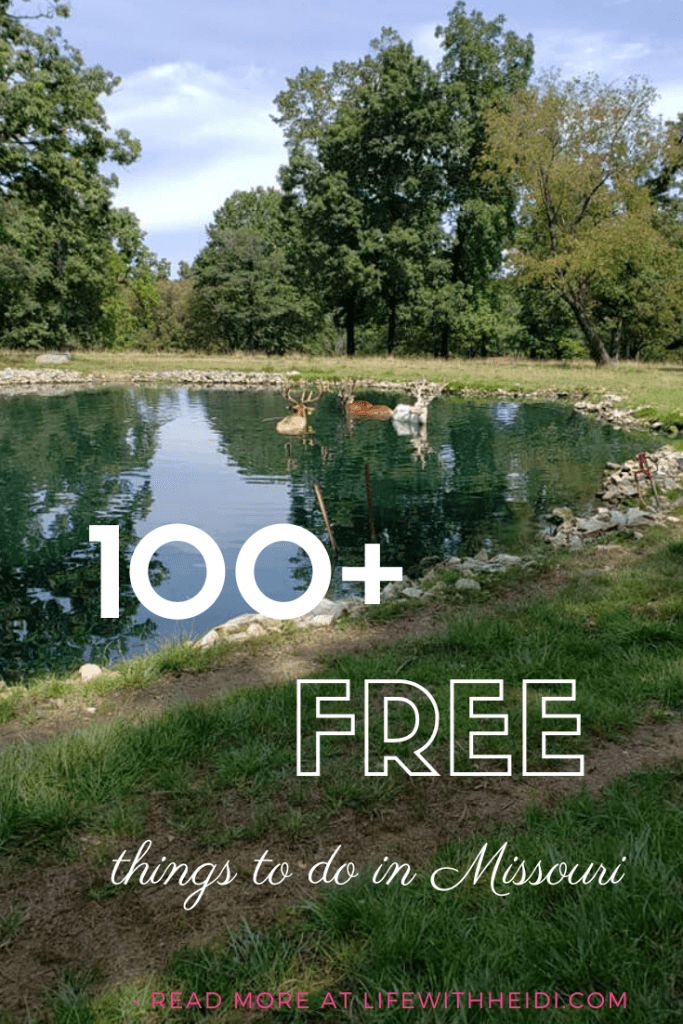 Free Things to Do in Missouri