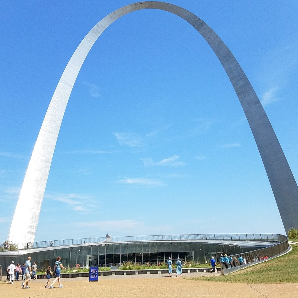 St. Louis Arch The Gateway to the West