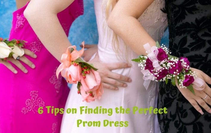 6 Tips on Finding the Perfect Prom Dress