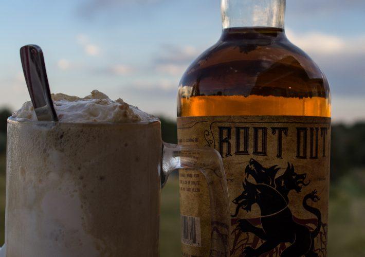 Adult Root Beer Floats
