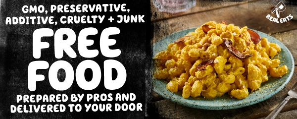 Real Eats delivers gourmet foods right to your door!