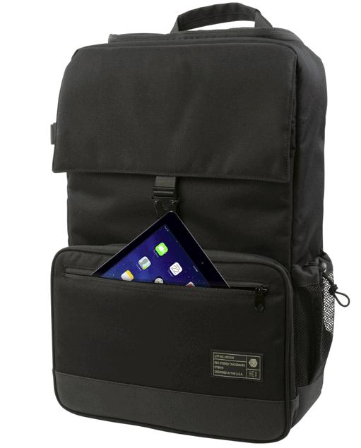 Black Back Loader DSLR Backpack