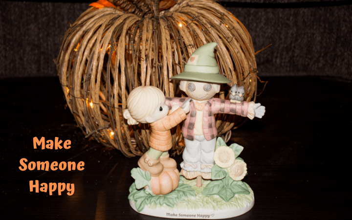 Make Someone Happy with This Figurine From Precious Moments