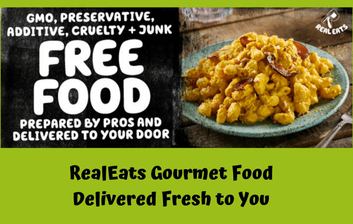 RealEats Gourmet Food Delivered Fresh to You