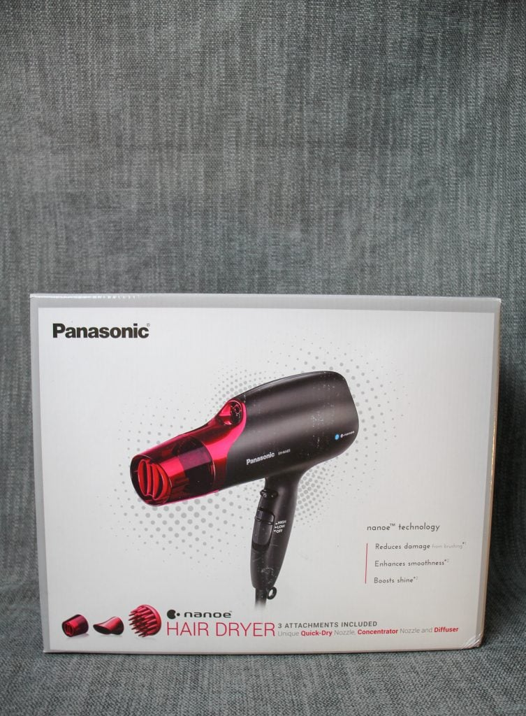 Nanoe Hair Dryer from Panasonic