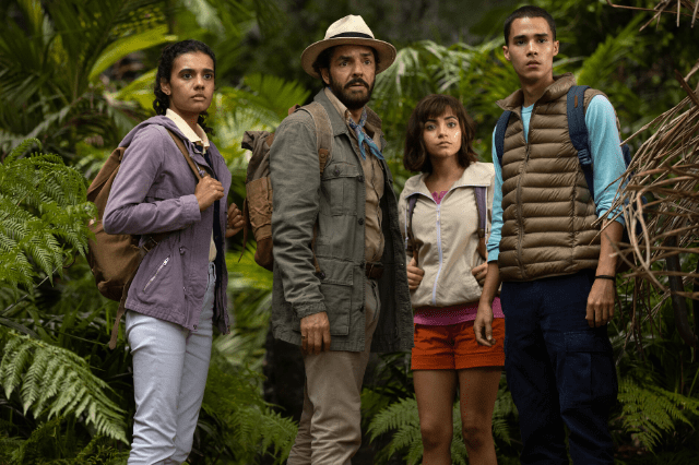 Dora and The Lost City of Gold is the perfect remake of a childhood favorite