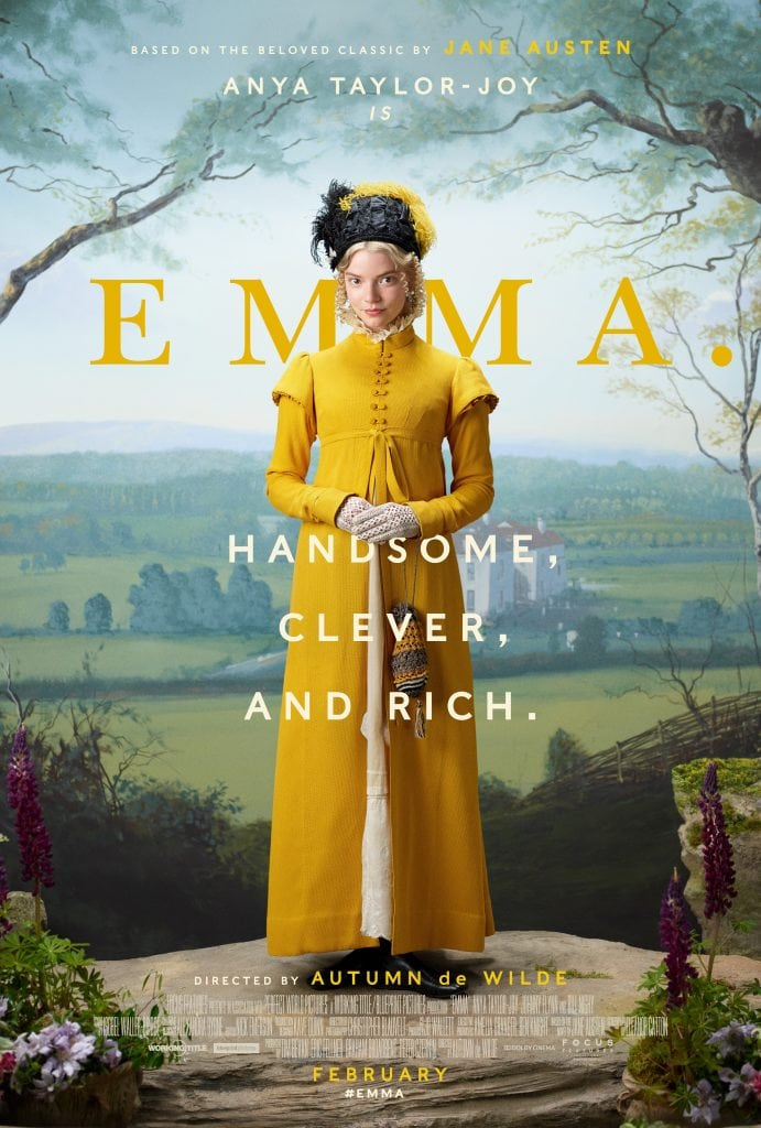 EMMA in Theaters February 21, 2020