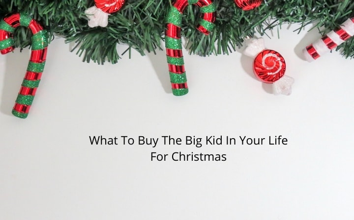What To Buy The Big Kid In Your Life For Christmas