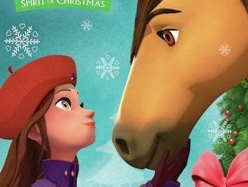 DreamWorks Spirit Riding Free: Spirit of Christmas Gallops on to Netflix Today!