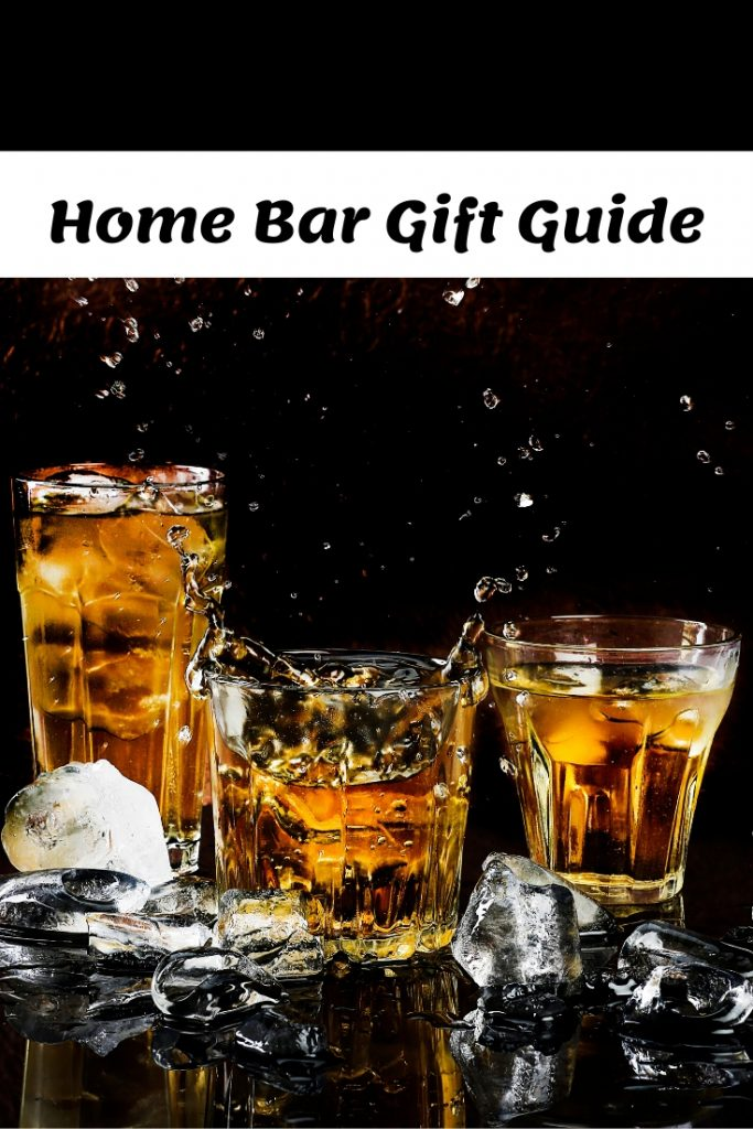 Gift ideas for a home bar enthusiast