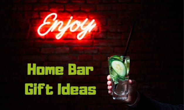 Home Bar Gift Ideas